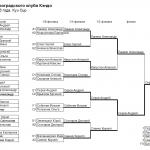 Результаты кубка Петроградского клуба Кэндо 2013 - Кю-кап