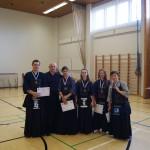 Kendo Kyu Cup 2013 in Kotka, Finland - Петроградский клуб Кэндо и Дзансин