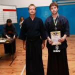 Кубок Черного Моря по Кендо, Алушта, 2013 - Петроградский клуб Кэндо