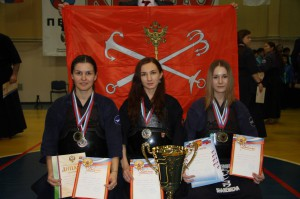 Чемпионат России и Первенство России по кендо 2015