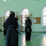 Семинар по кендо под руководством Тибора Барани (7 дан, Венгрия). 1-2 мая 2015